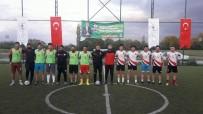 Pamukkale Mahalleler Arası Futbol Turnuvası Devam Ediyor