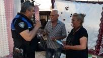 EMNIYET MÜDÜRLÜĞÜ - Polisten Esnaf Ve Vatandaşa Uyarı