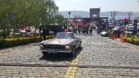 ÖDÜL TÖRENİ - Rallide 66 Yıllık Otomobil Yarışıyor