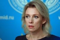 Rusya Dışişleri Bakanlığı Sözcüsü Zaharova Açıklaması 'OPCW Denetçilerinin Tarafsız Bir Rapor Sunmasını Bekliyoruz'