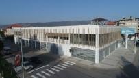 Sarıgöl Kapalı Otopark Ve Pazaryeri Projesi Tamamlandı