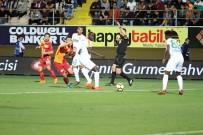 AHMET ÇALıK - Spor Toto Süper Lig Açıklaması Aytemiz Alanyaspor Açıklaması 1 - Galatasaray Açıklaması 2 (İlk Yarı)