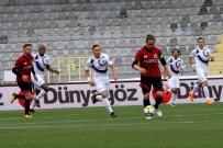 Spor Toto Süper Lig Açıklaması Gençlerbirliği Açıklaması 0  - Osmanlıspor Açıklaması 1 (İlk Yarı)