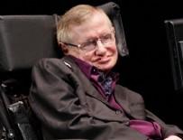 STEPHEN HAWKING - Stephen Hawking için İzmir'de helva dağıtıldı