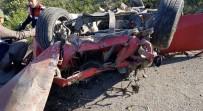 Tavşanlı'da Trafik Kazası Açıklaması 1 Ölü