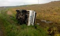 NESIM - Tekirdağ'da Trafik Kazası  Açıklaması 2 Yaralı