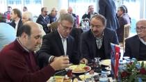 AHMET AĞAOĞLU - Trabzonspor Camiası Kahvaltıda Buluştu