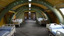 ÜCRETSİZ İLAÇ - TSK'dan Afrinlilere Acil Yardım Hastanesi
