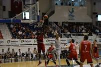 Türkiye Basketbol 1. Ligi Açıklaması Petkimspor Açıklaması 65 - Bahçeşehir Koleji Açıklaması 90