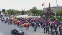 İSMAIL ÜNAL - Uşak'ta 3 Gün Sürecek Çocuk Festivali Başladı