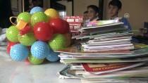 KIRTASİYE MALZEMESİ - Yalnızçam'ın 'İyilik Elçisi' Necla Öğretmen