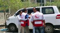 Yemen'de Kızılhaç Ekibine Silahlı Saldırı