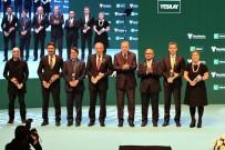 CEMAL REŞİT REY - Yeşilay'dan Turkcell'e 'Sosyal Sorumluluk Ödülü'