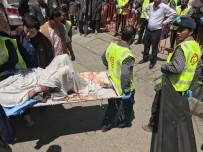 İNTIHAR - Ülkenin başkenti kana bulandı! Can kaybı artıyor