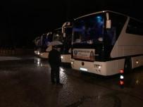 NASREDDIN HOCA - Akşehir'den Son Kafile Dualarla Çanakkale'ye Uğurlandı