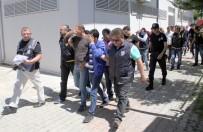 NAFAKA - Alanya'da Aranan 21 Şüpheli Eş Zamanlı Operasyonla Yakalandı