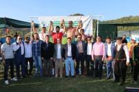 HASAN EKINCI - Antalya'da Başpehlivan Ali Gürbüz Oldu
