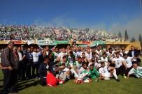 TAŞKıRAN - Antalya Serikspor 3. Ligde