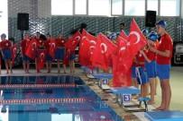 YÜZME YARIŞMASI - Arnavutköy'de Su Sporları Festivali Başladı