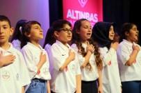 SOSYAL SORUMLULUK PROJESİ - Bağcılarlı Çocuklar Fransızca Ve İngilizce Şarkılarla Konser Verdi
