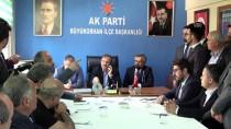 Başbakan Yardımcısı Çavuşoğlu'ndan 'CHP-İYİ Parti İttifakı' Yorumu