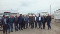TARıM - Başkan Kılıç'ın Köy Ziyaretleri Devam Ediyor