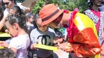 PATLAMIŞ MISIR - Çankaya Köşkü'nde 23 Nisan Coşkusu