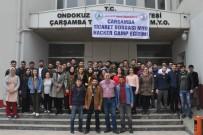 ÇARŞAMBA KAYMAKAMI - Çarşamba'da Hacker Kampı Düzenlendi