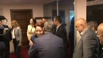 MEHMET BEKAROĞLU - CHP-İYİ Parti Görüşmesi Başladı