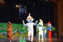 AYDıN KÜLTÜR MERKEZI - Çocuklar Efeler'de Bayramlarına Tiyatro İle Başladı
