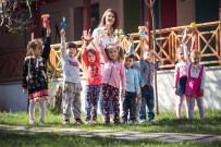 ÇUKURHISAR - Çocuklar Tepebaşı'nda Mutlu
