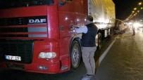 ZEYTINLI - Edremit'te Korkunç Kaza Ucuz Atlatıldı
