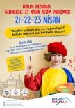 Forum Erzurum'un 23 Nisan Resim Yarışması Başlıyor!