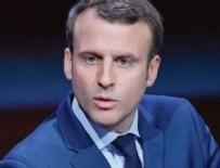 PROPAGANDA - Macron'dan dikkat çeken Suriye yorumu