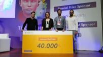 İSTANBUL TEKNIK ÜNIVERSITESI - Gelecek Vaat Eden Girişimciye Arıkovanı Özel Ödülü