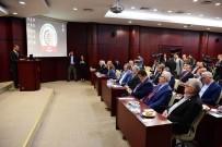 ABDÜLHAMİT GÜL - GTO'dan Ulaştırma Bakanı Arslan'a Lojistik Köy Sunumu