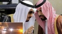 RIYAD - Suudi Arabistan'daki silah seslerinin nedeni belli oldu!