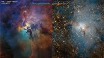 UZAY MEKİĞİ - Hubble Teleskopu Uzayın Derinliklerinden Görüntüler Yayımladı