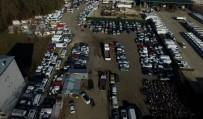 HÜSEYIN YıLDıZ - Hurda Araçlar 'Altın' Olacak