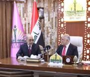 FELLUCE - Irak Başbakanı İbadi'den Anbar'a İkinci Ziyaret