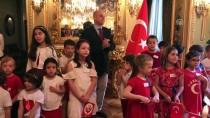MURAT SALIM ESENLI - İtalya'da 23 Nisan Ulusal Egemenlik Ve Çocuk Bayramı