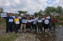 İznik Gölü'nde 'Dünya Balık Göçü Günü' Kutlandı