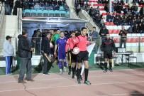 AMATÖR KÜME - Karaman'da İlk Kez Gece Maçı Oynandı
