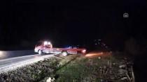 Kastamonu'da İki Otomobil Çarpıştı Açıklaması 3 Yaralı