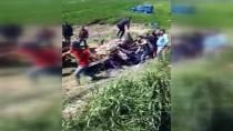 Kırşehir'de Düğün Yolunda Kaza Açıklaması 10 Yaralı