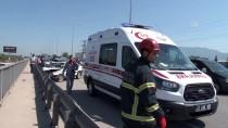 SAKIP SABANCI - Kocaeli'de Trafik Kazası Açıklaması 3 Yaralı