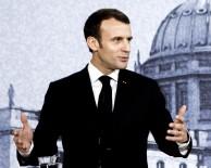 İRAN - Macron Açıklaması Savaş Sonrası Yeni Suriye'yi...