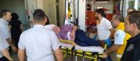 Maganda Kurşunu İle Yaralandı