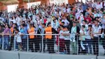 KUPA TÖRENİ - Manisa Büyükşehir Belediyespor Kupasını Aldı