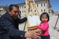 AY YıLDıZ - Mülteci Çocukların 23 Nisan Sevinci